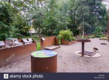 Oslo Botanical Garden Norway Norwegian Stock &