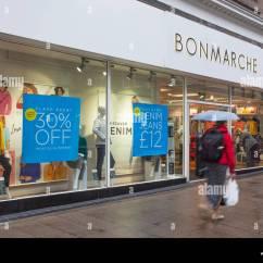 Sofa World Store Dundee Moroso Bed Windy Umbrella Scotland Stock Photos And