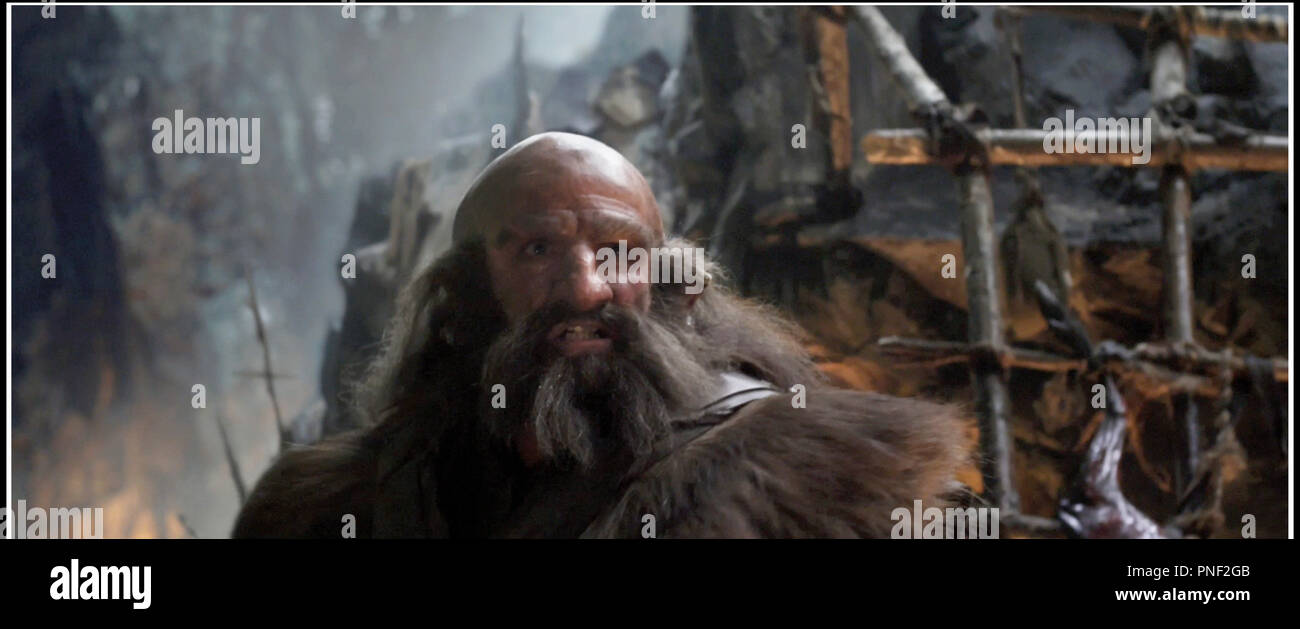 Graham Mctavish Hobbit Stock Photos Graham Mctavish Hobbit