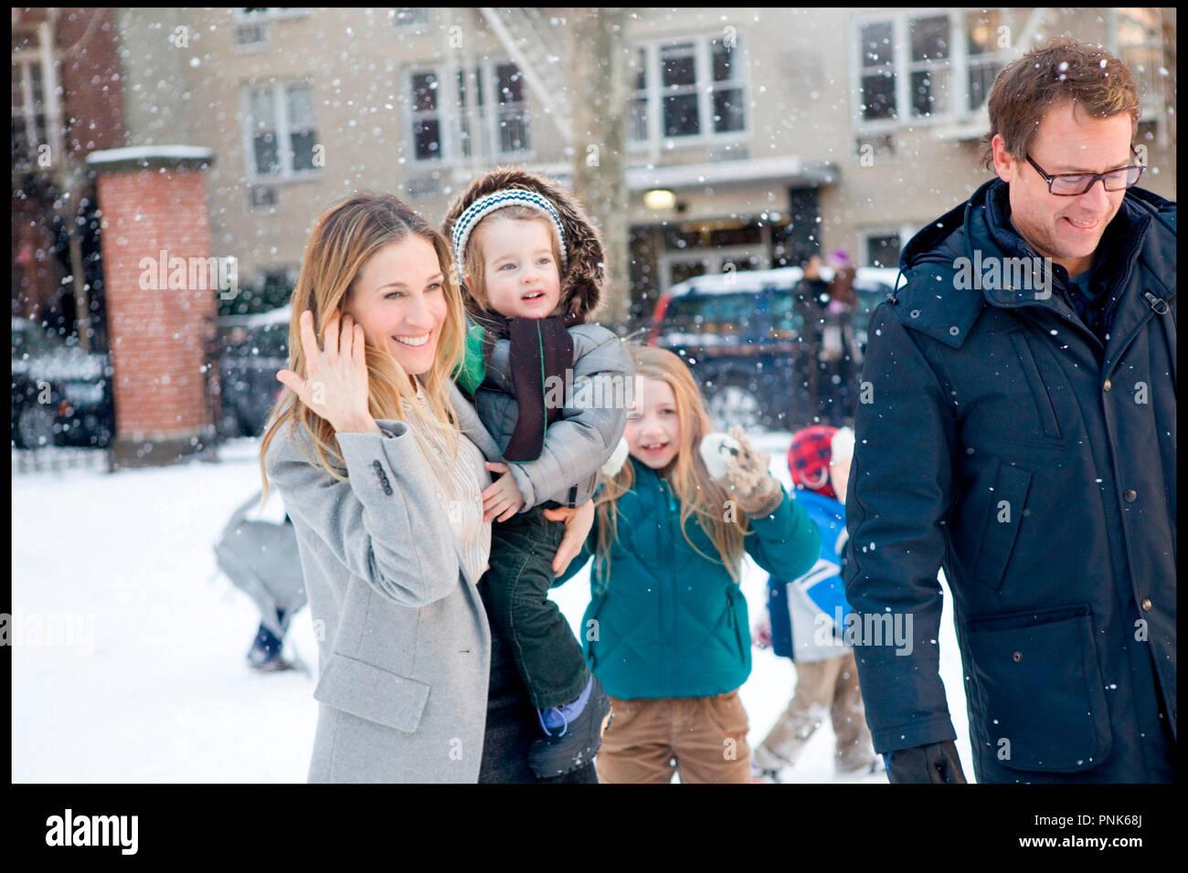 Sarah Jessica Parker And Greg Kinnear Stock Photos  Sarah