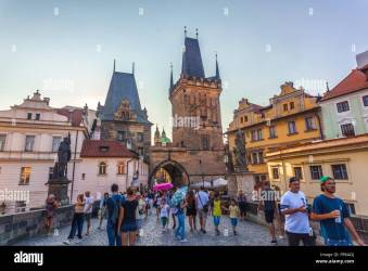 Tower Medieval Gothic City Gate High Resolution Stock Photography and Images Alamy