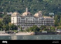 Stresa Lake Maggiore Stock &