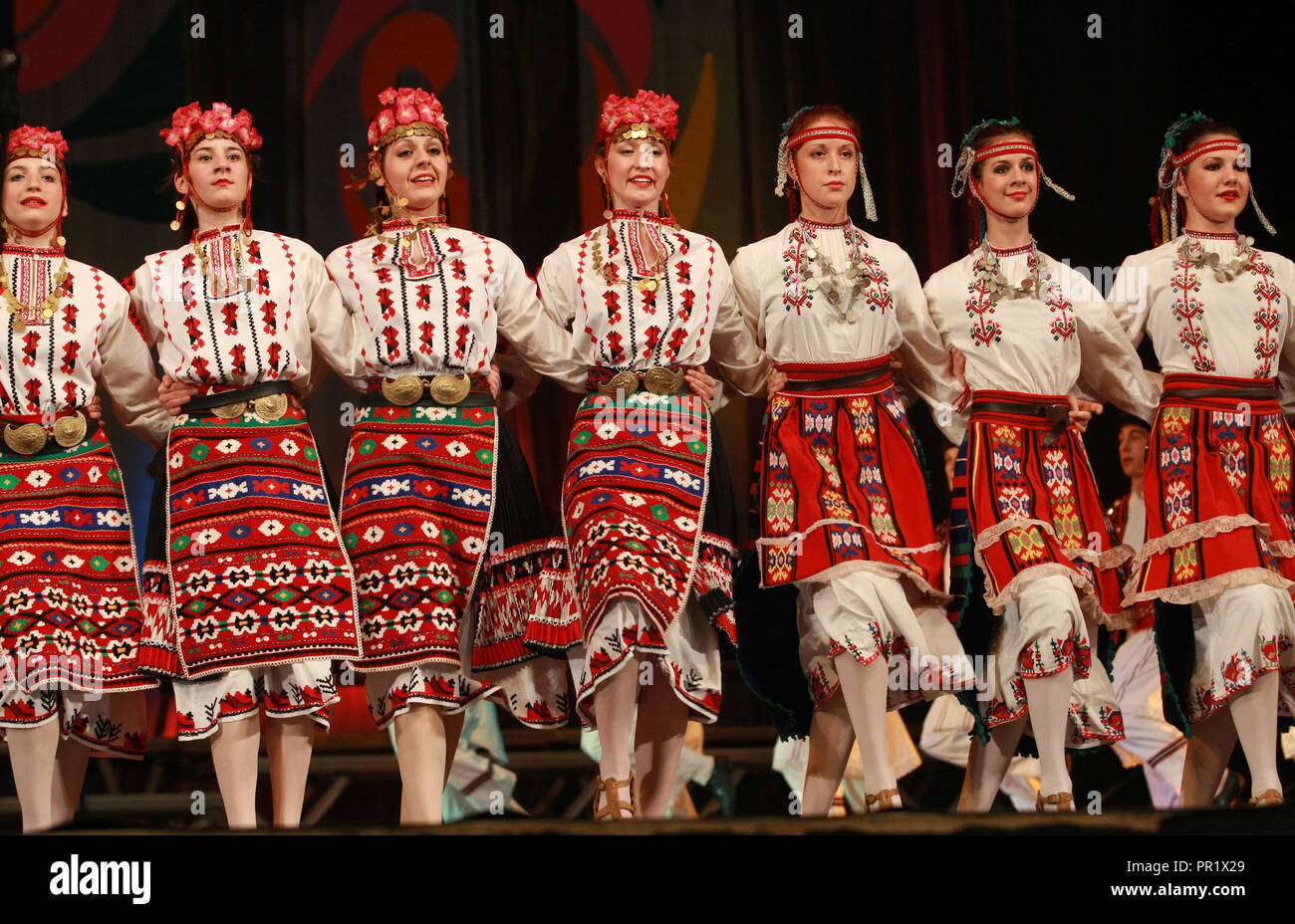 people in traditional folklore