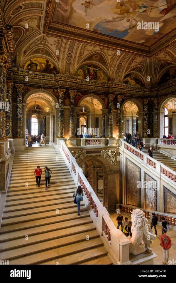 Wien Vienna Kunsthistorisches Museum Khm Of Art