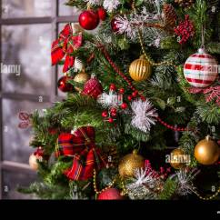 Beautiful Living Rooms At Christmas Italian Furniture Room Set Merry And Happy Holidays A Decorated For Festively Home Interior With Tree