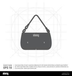add bag or purse icon [ 1300 x 1390 Pixel ]