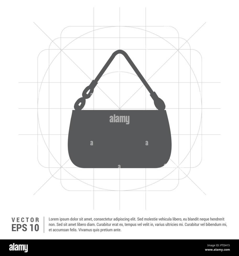 medium resolution of add bag or purse icon