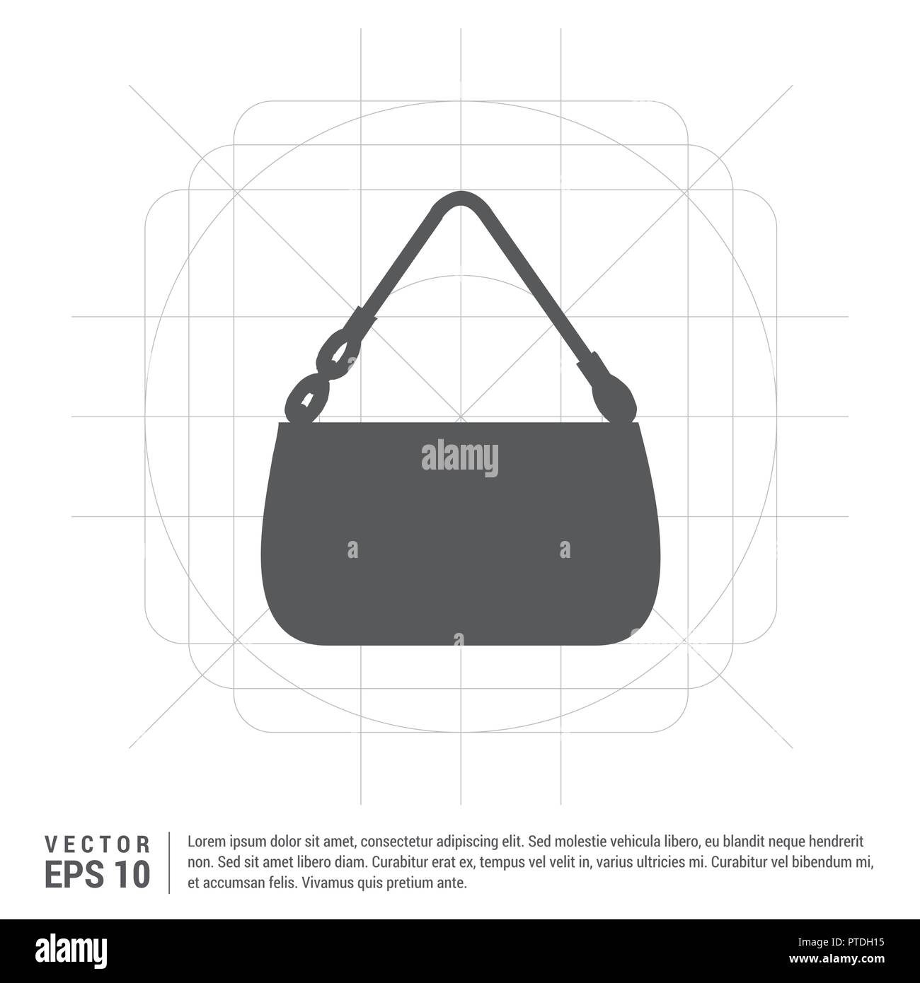 hight resolution of add bag or purse icon