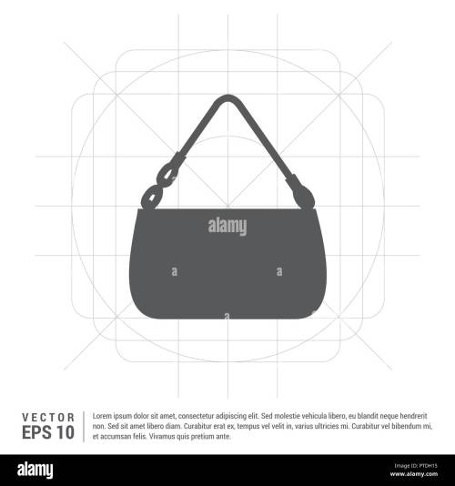 small resolution of add bag or purse icon