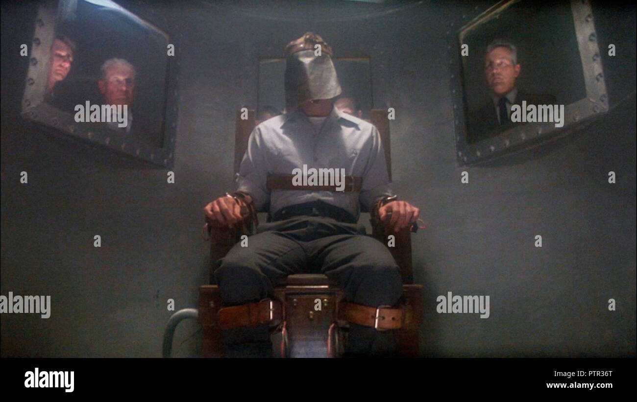 Electric Chair Execution Scene