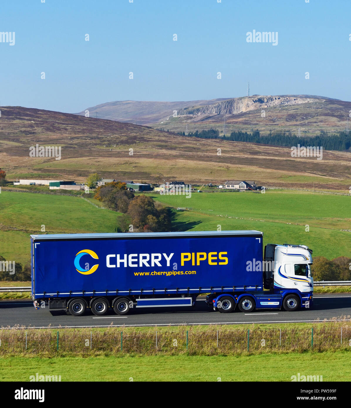 cherry pipes limited hgv
