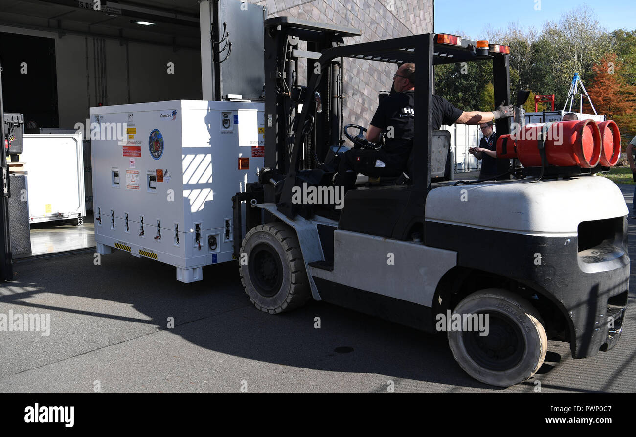 car stereo centrum bremen electrical wiring diagram definition mars company stock photos images alamy 17 october 2018 an employee of a transport uses forklift to
