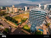 Kigali Rwanda View Stock &
