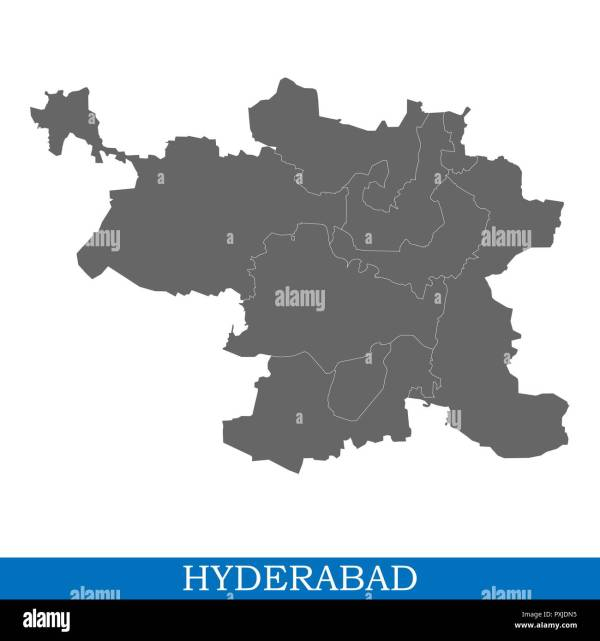 20 Map Of India Hyderabad City Pictures And Ideas On Meta Networks