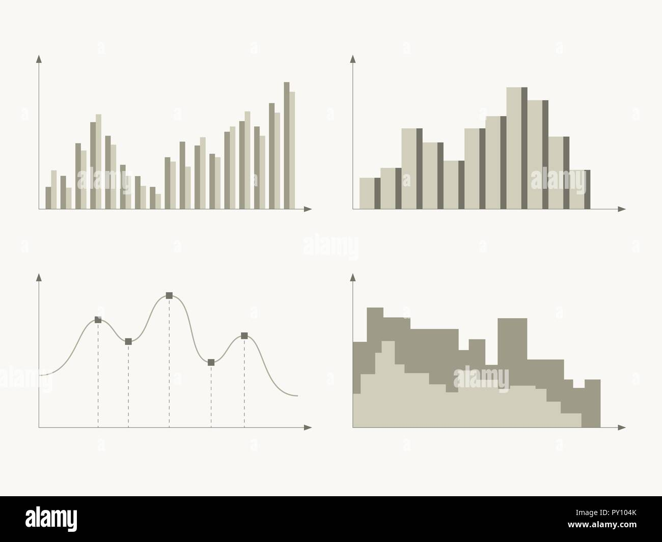 statistical analysis graphs and diagrams cat5e wiring diagram pdf data visualization infographic stock photos