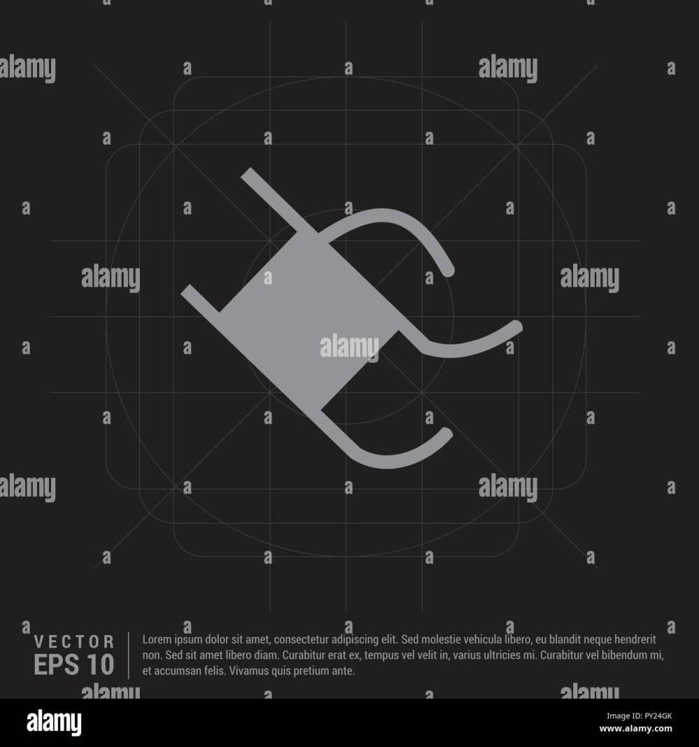 medium resolution of contour medical mechanical tonometer icon black creative background free vector icon