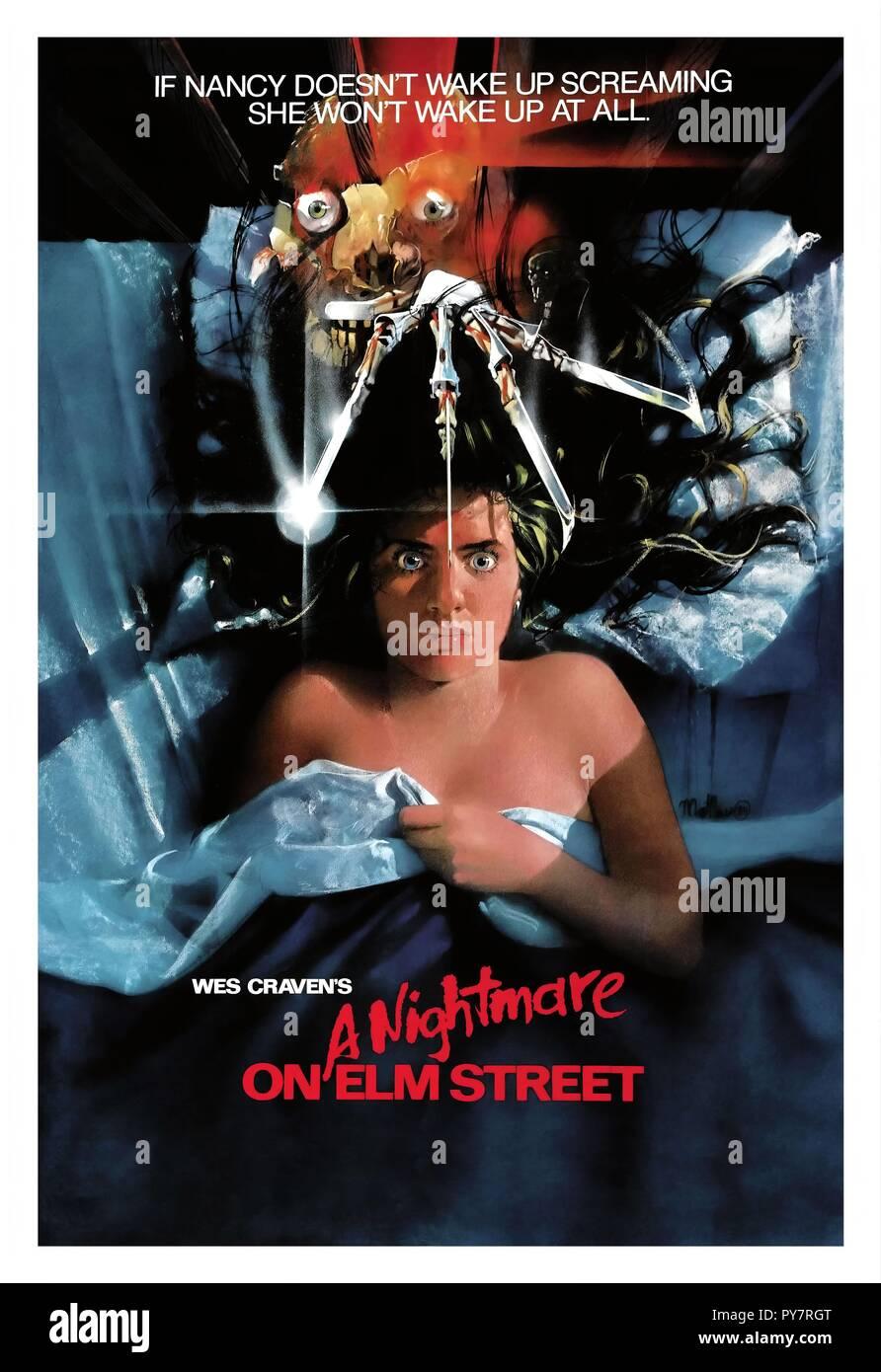 https www alamy com original film title a nightmare on elm street english title a nightmare on elm street year 1984 director wes craven credit new line cinema album image223292296 html