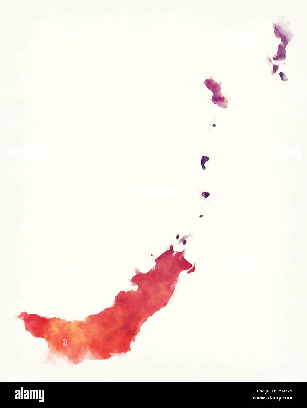 Peta Indonesia Merah Putih Png : indonesia, merah, putih, Sulawesi, Utara, Resolution, Stock, Photography, Images, Alamy