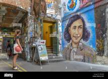 Anne Frank Zentrum Stock &