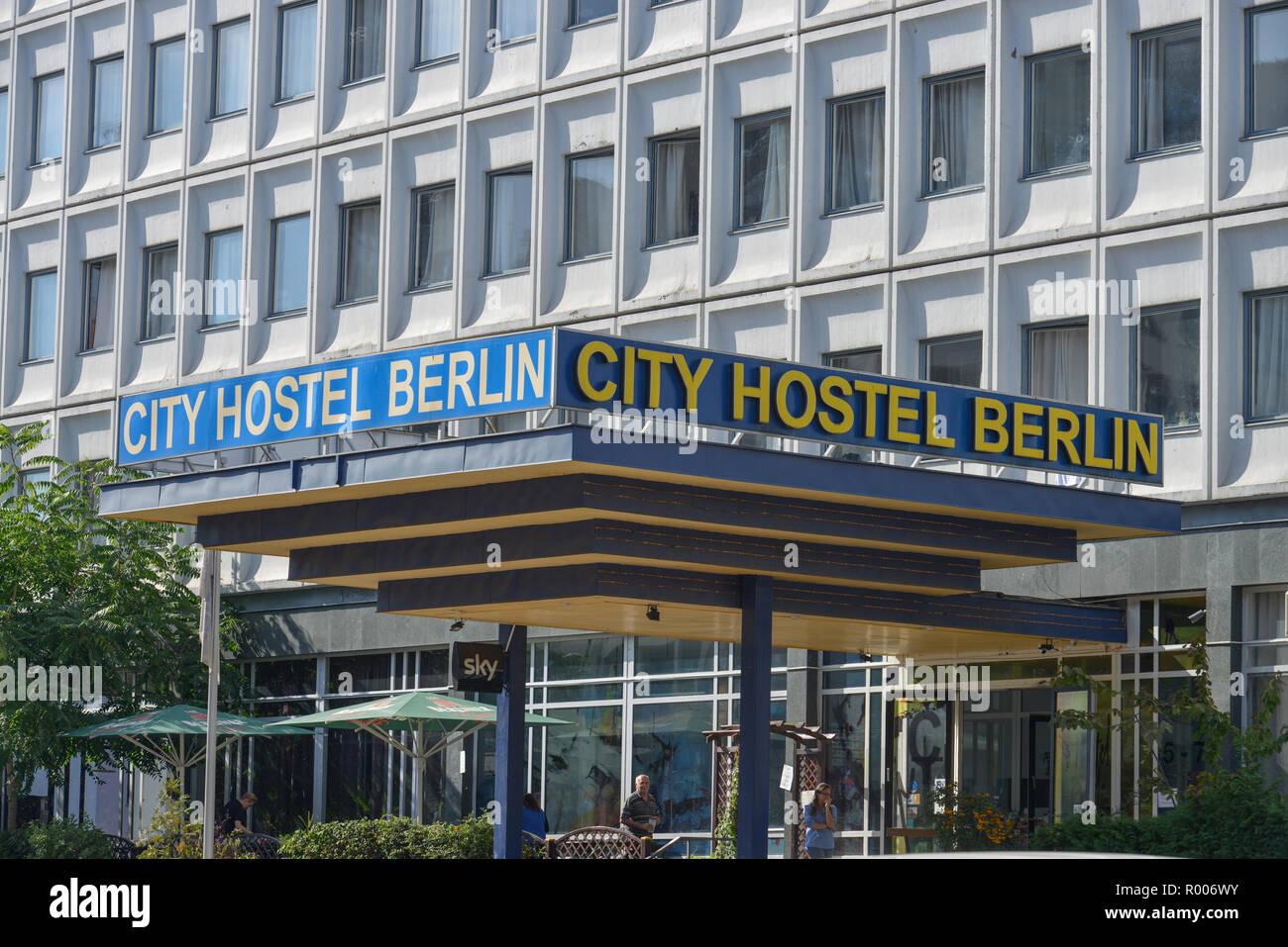 City Hostel Glinkastrasse Middle Berlin Germany Mitte