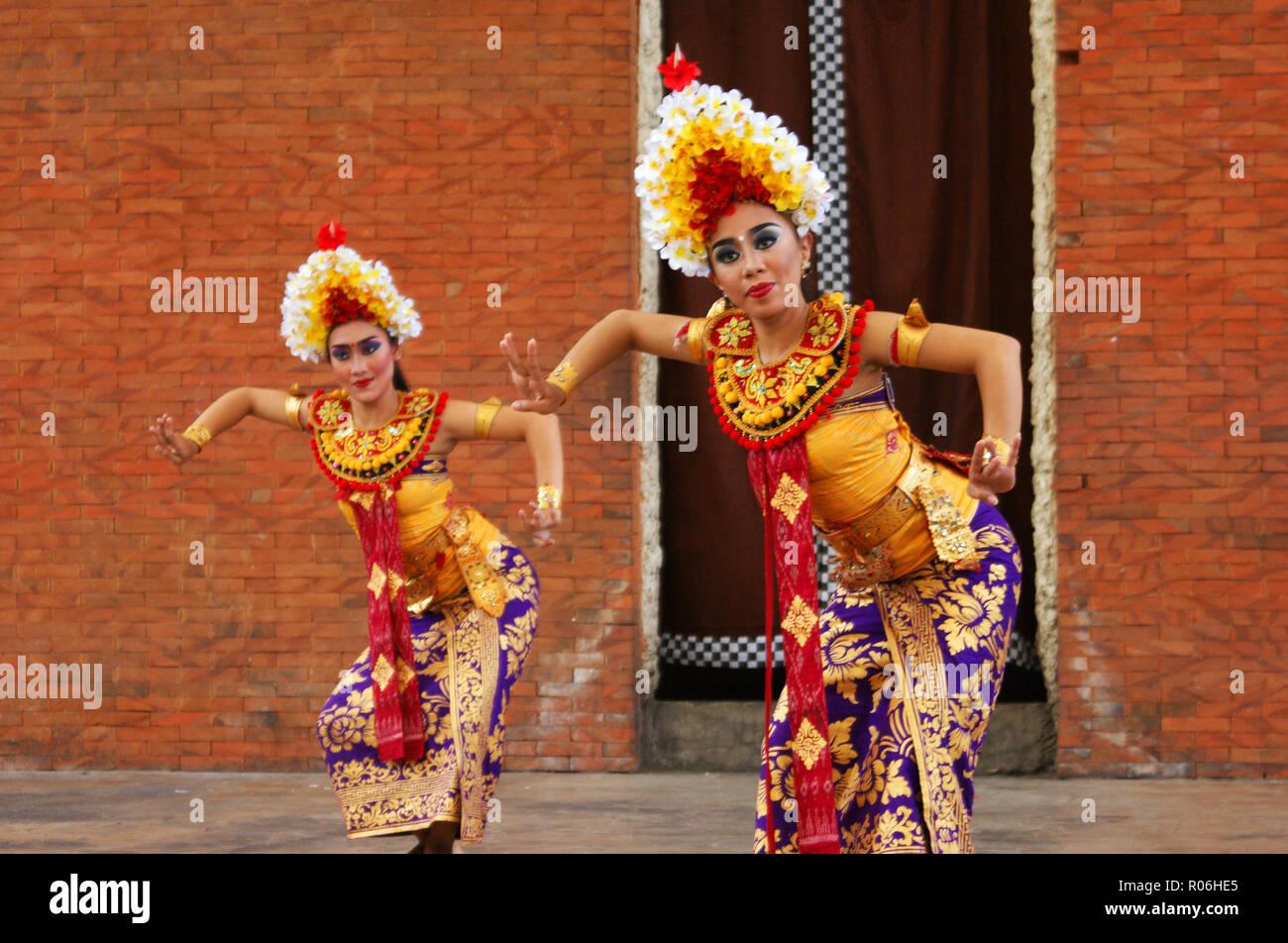bali dancer bali indonesia