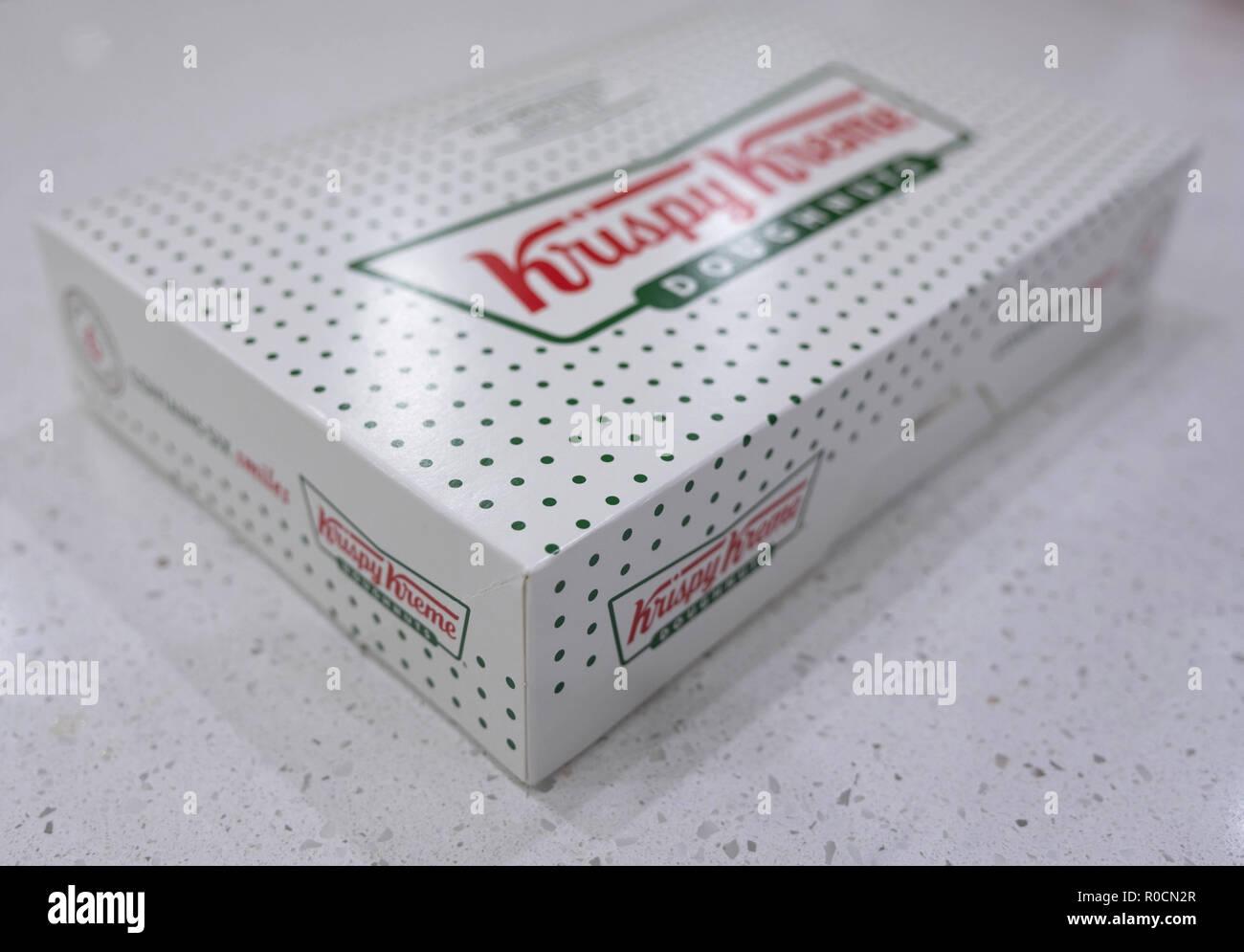 krispy kreme doughnuts in