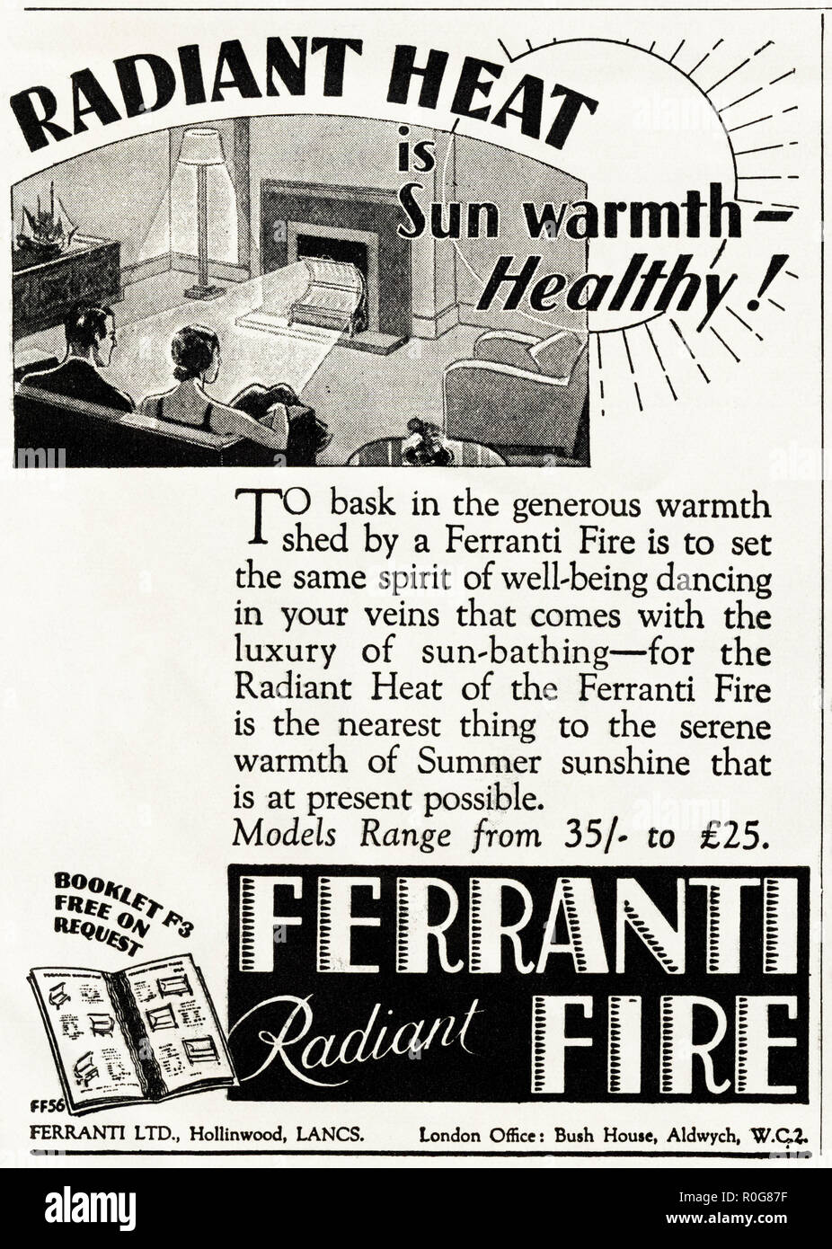 Household 1930s Stock Photos  Household 1930s Stock