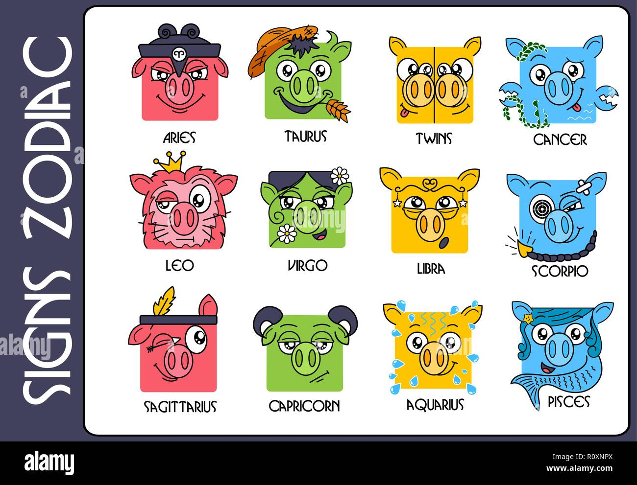 horoscope zodiac symbols 2019