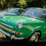 Old Skoda Car High Resolution Stock Photography And Images Alamy