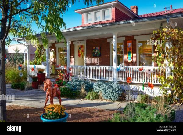 Canyon Road Historic Art Stock &