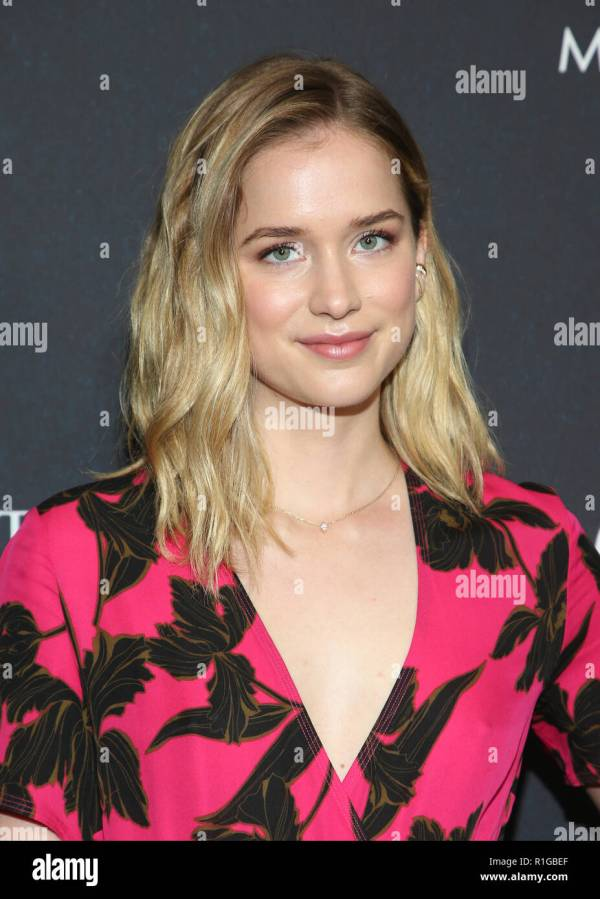 N Elizabeth Lail - Year of Clean Water