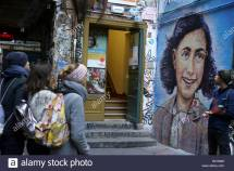 Anne Frank Museum Stock &