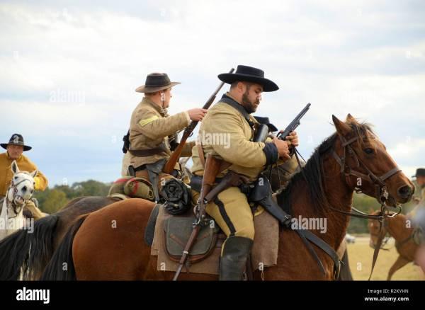 Reenactment Texas Cavalry American Civil War Forums - Year