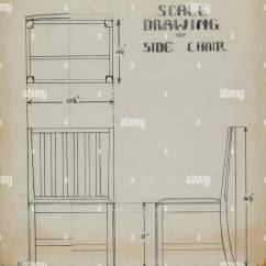 3 In One High Chair Plans Wheelchair For Hire Side Of Pair Dated 1937 Dimensions Overall 27 1 X 22 5 Cm 10 11 16 8 7 Original Iad Object 36 4 Wide