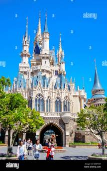Disney Cinderella Castle Stock &