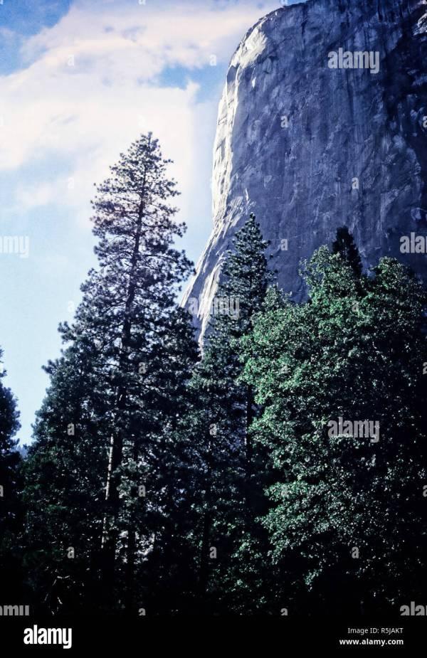 Yosemite And Climbing Stock & - Alamy