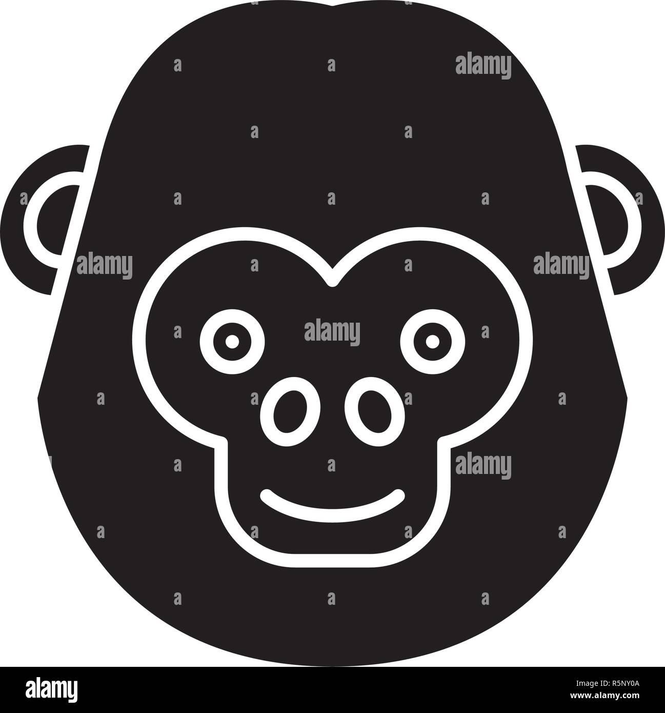 chimpanzee drawing stock photos