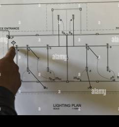 electrical plans stock photos electrical plans stock images alamy armed forces of the philippines and [ 1300 x 956 Pixel ]