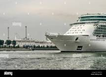 Cruise Ship Ss Rotterdam Stock &