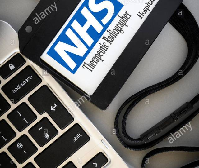 Title Shown On Fake Hospital Pass England Uk