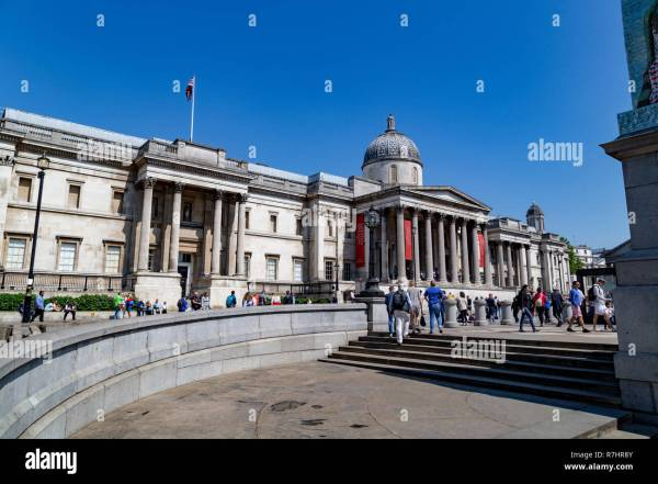National London Steps Stock &