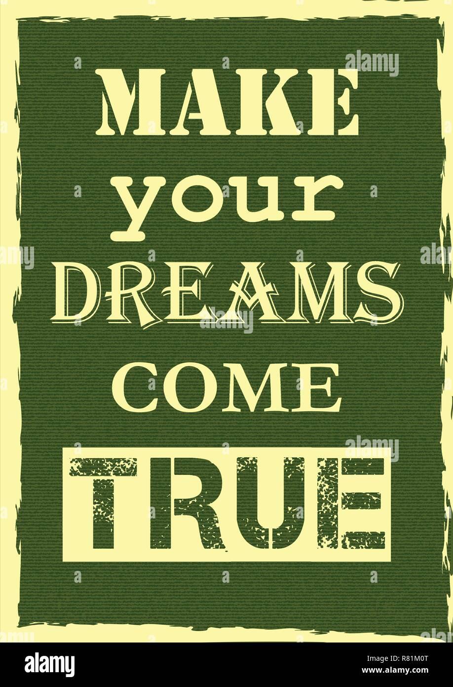 inspirational motivation quote make
