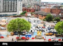 Birmingham City Centre Regeneration Stock