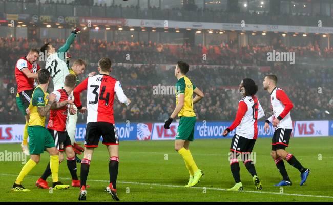 Rotterdam Feyenoord Fortuna Sittard Football