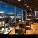 Interior Of Urbani Fine Dining Restaurant Bangkok Thailand Stock Photo Alamy
