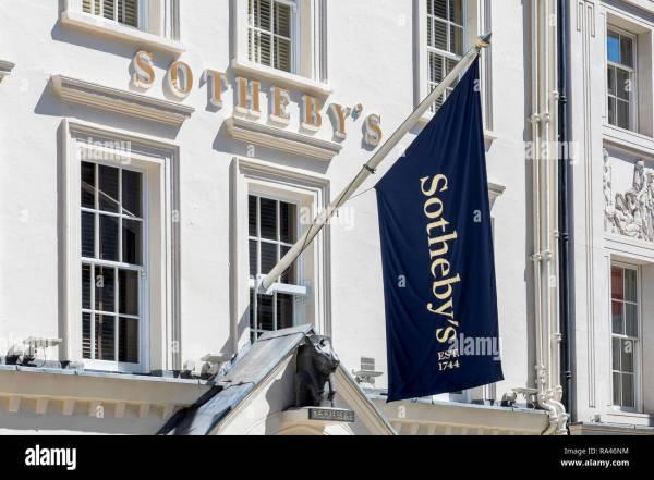 Sothebys Stock & - Alamy