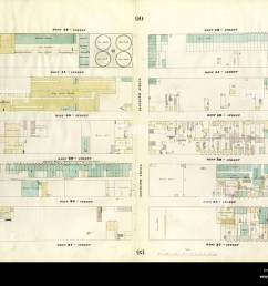 plate 96 map bounded by west 42nd street tenth avenue west 37th street twelfth avenue 1857 1862 perris and reimagined [ 1300 x 1056 Pixel ]