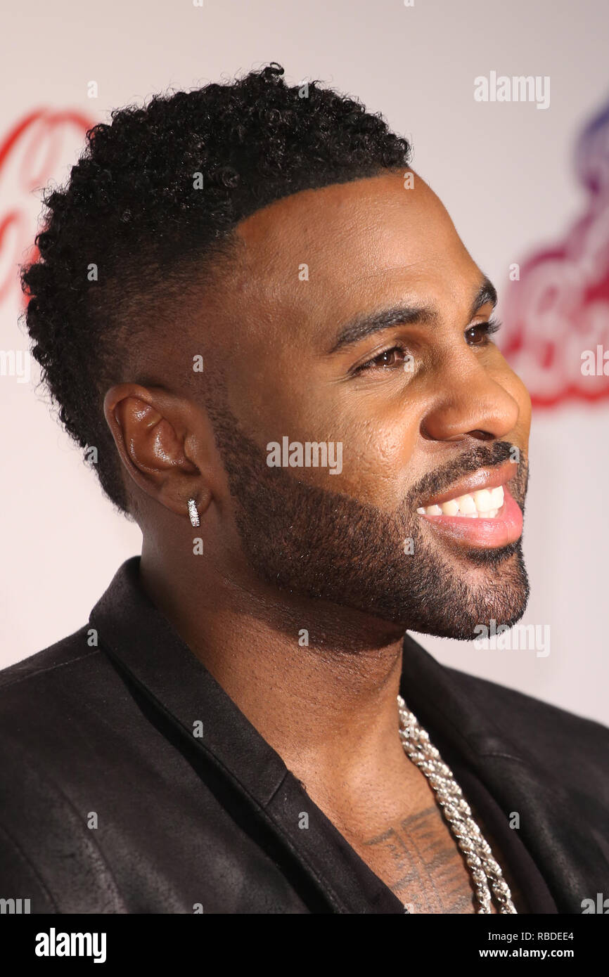Jason Derulo Hairstyle : jason, derulo, hairstyle, Capital, Jingle, Arrivals, Featuring:, Jason, Derulo, Where:, London,, United, Kingdom, When:, Credit:, Toby/WENN.com, Stock, Photo, Alamy