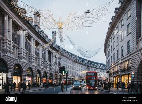 christmas lights london 2019 # 59