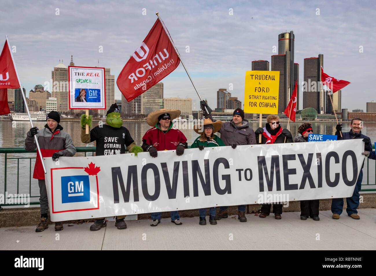 General Motors Moving 600 Jobs From Canada To Mexico